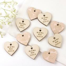 drevené srdcia 2