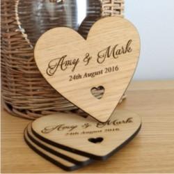 drevené srdcia 3