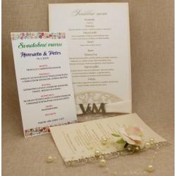 svadobné menu 1
